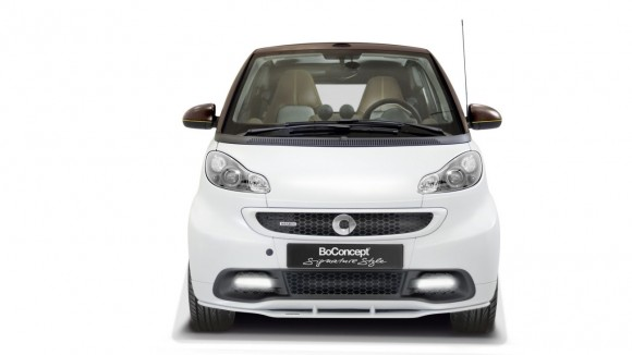 Smart ForTwo BoConcept, ms series especiales