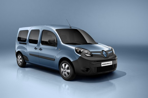 Renault Kangoo Van 2013