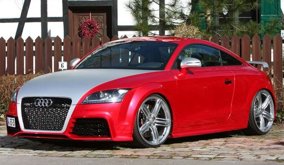 Audi TT RS por FolienCenter