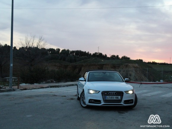 Prueba Audi S5 Cabrio 3.0 TFSI 333 caballos (parte 2)