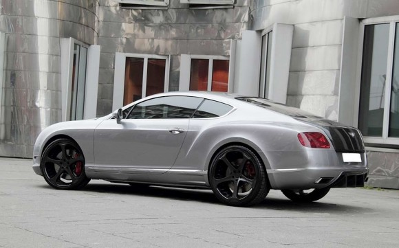 Bentley Continental GT por Anderson Germany