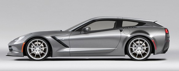Corvette Stingray Shooting Brake, ¿por qué no?