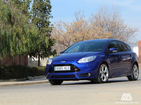 Prueba Ford Focus ST (parte 1)