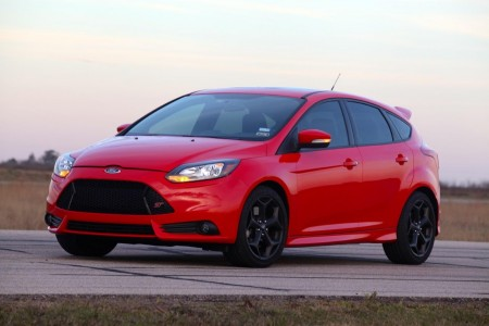 Hennessey se atreve con el Ford Focus ST