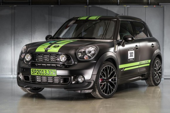 MINI Countryman All4 John Cooper Works Dakar