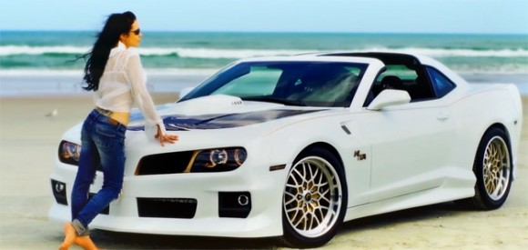 Trans Am Hurst, nuevo video comercial