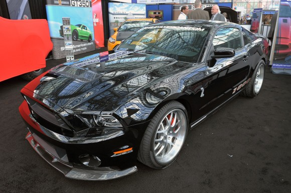 Nueva York 2013: Shelby 1000 S/C