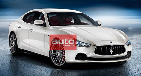 Maserati Ghibli, filtrado antes de tiempo
