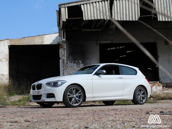 Prueba BMW M135i (parte 2)