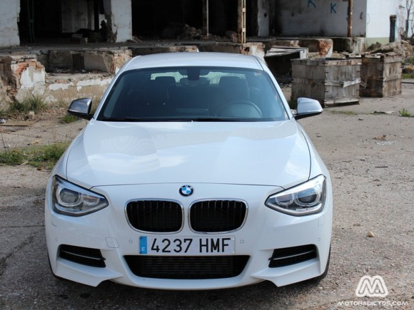 Prueba BMW M135i (parte 1)
