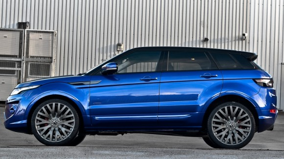 Range Rover Evoque RS250