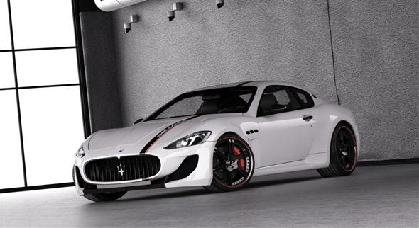 Maserati MC Stradale Demonoxious por Wheelsandmore