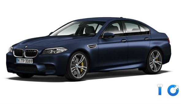 Filtrado: 2013 BMW M5