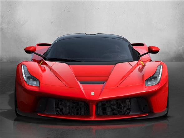 Ferrari descarta una versin ms radical de LaFerrari