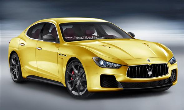Maserati Ghibli MC Stradale, ms que una posibilidad