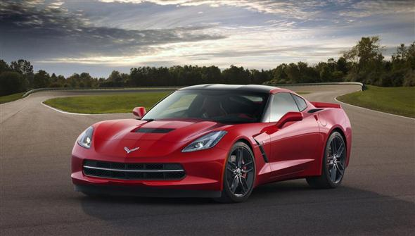 Oficial: Chevrolet Corvette Stingray, 455 caballos