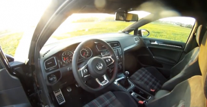 0 – 260 km/h en un Volkswagen Golf GTI Performance Edition