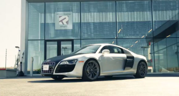 Pfaff Tuning y Heffner Performance se unen para ofrecer un Audi R8 V10 muy especial