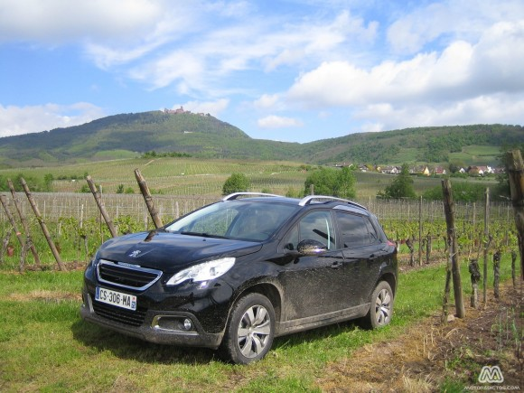 Peugeot 2008: asistimos a su presentacin en Ribeauvill (parte 2)