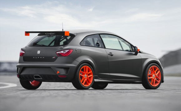 SEAT Ibiza SC Trophy 2013