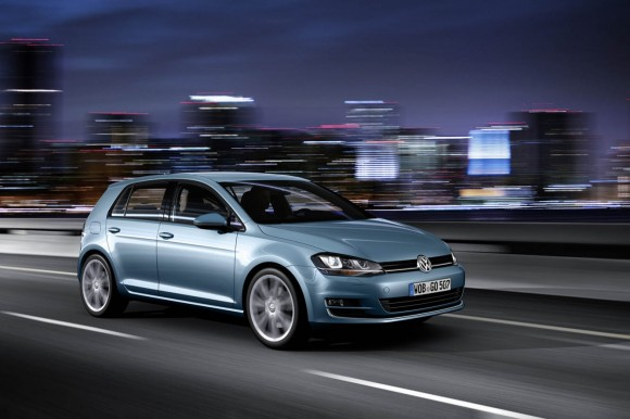 España: Volkswagen Golf Bluemotion