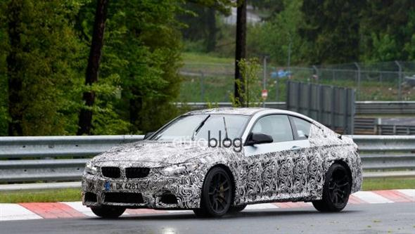En el Ring: BMW M4 Coupe