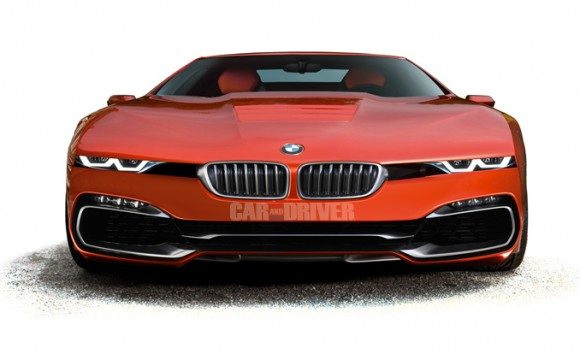BMW M8, una posibilidad a corto plazo
