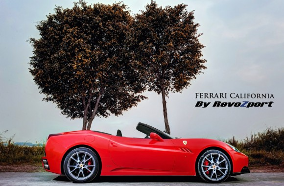 Ferrari California por Revozport