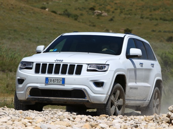 Megagalera de imgenes: Jeep Grand Cherokee