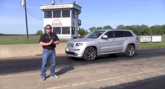 Hennessey nos muestra su impresionante Jeep Grand Cherokee SRT