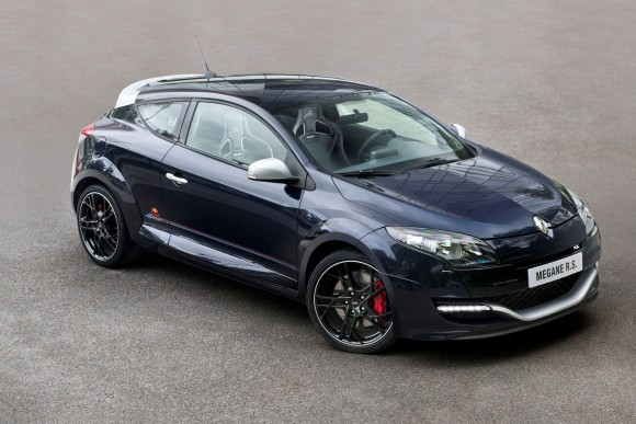 Renault Mégane R.S. Red Bull Racing RB8, serie limitada