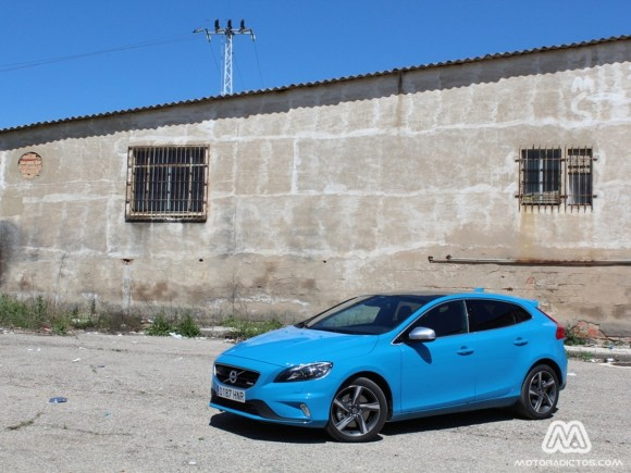 Prueba Volvo V40 D4 R Design (parte 1)