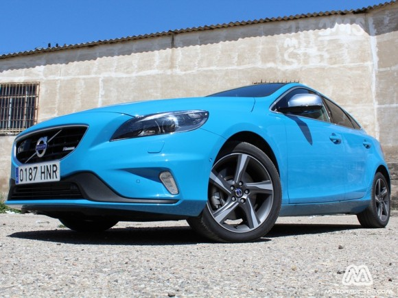 Prueba Volvo V40 D4 R Design (parte 2)