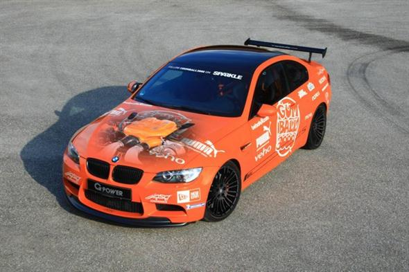 2013 G Power BMW M3 GTS