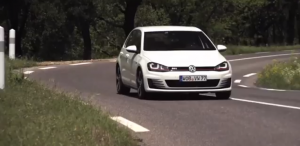 Chris Harris se sube al Volkswagen Golf GTI