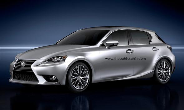 Lexus IS Hatchback, ¿por qué no?