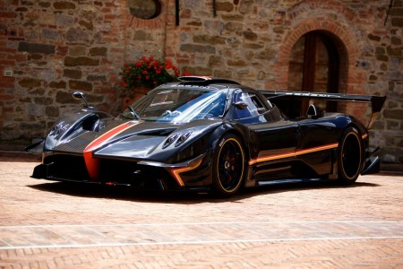 Vídeo: Pagani Zonda Revolution