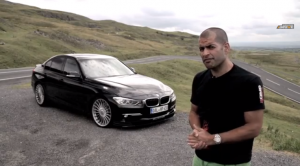 Chris Harris se atreve con el Alpina B3