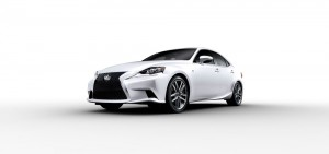Lexus IS 250, ya disponible en España