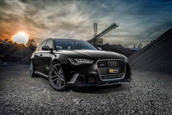 Audi RS6 por O.CT Tuning