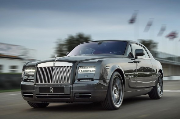 Rolls Royce Phantom Bespoke Chicane Coupé