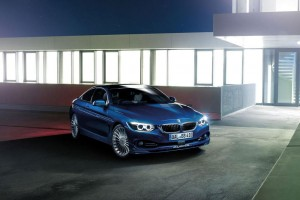 Alpina B4 BiTurbo Coupe, anticipando al nuevo BMW M3