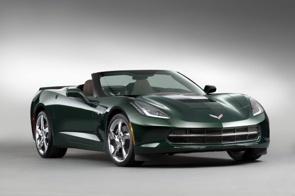 Chevrolet presenta el Corvette Stingray Premiere Edition