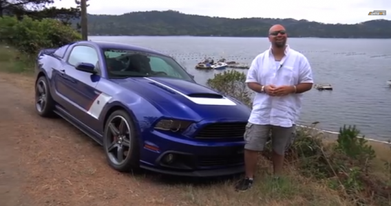 Drive y el Ford Mustang Roush Stage 3