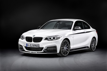 Kit M Performance para el BMW Serie 2 Coupé
