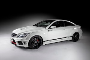 Mercedes Clase E Coupe por Prior Design
