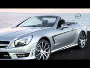 En vídeo: Mercedes SL 63 AMG