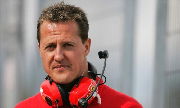 Michael Schumacher resulta herido en un accidente de esquí