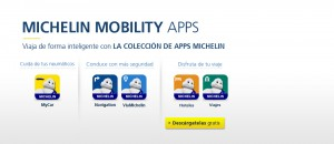 Michelin lanza las Mobility Apps