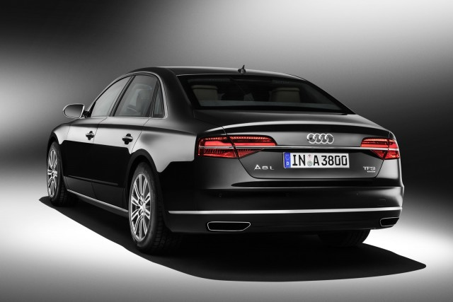 Audi A8 L Security: El blindaje por bandera